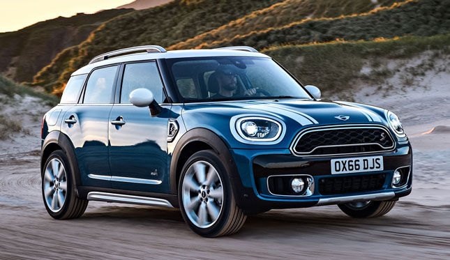 Mini Countryman Automatic
